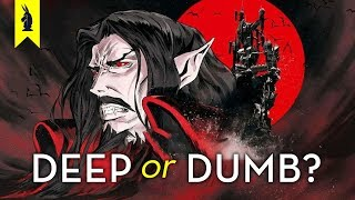 Netflix's CASTLEVANIA: Is It Deep or Dumb? – Wisecrack Edition