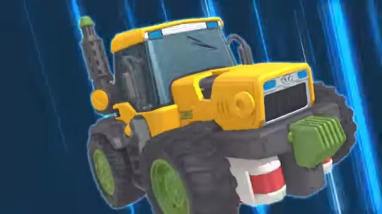 Тоботы 4 сезон - Новые серии - 19 Серия | Мультики про роботов трансформеров