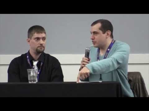 Panel Discussion - Moving Beyond Mt. Gox