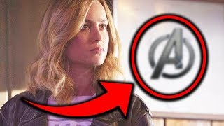 What You Missed In Captain Marvel Is Shocking
