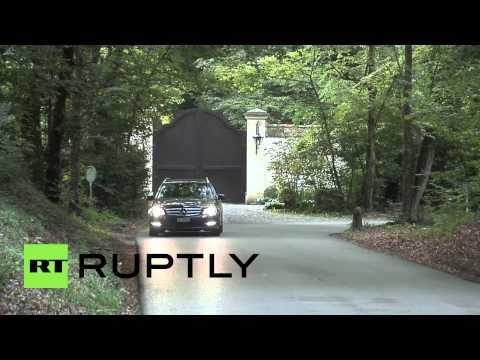 Switzerland: Schumacher returns home after nine months in hospital