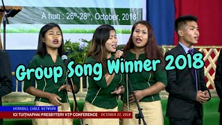 Khawmawi ICI KṬP - Group song winner 2018 Live [Official vdo] Hornbill Cable Network
