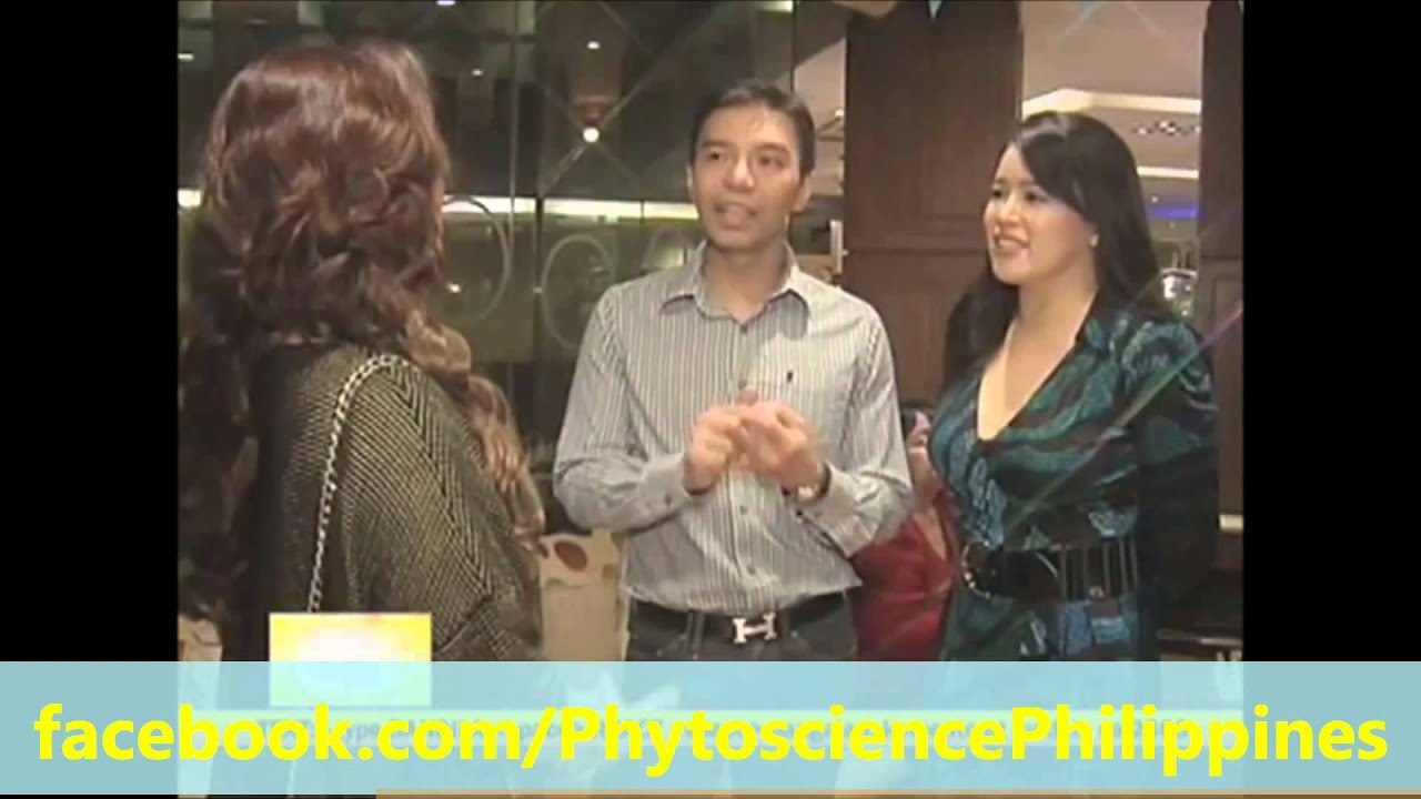 PhytoScience Philippines Celeb Share good effect of Stem Cell Therapy ...