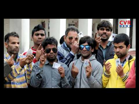 AP Election Commissioner Manish Sisodia Says | Blind People Use Voting Right | Andhra Pradesh | CVR
