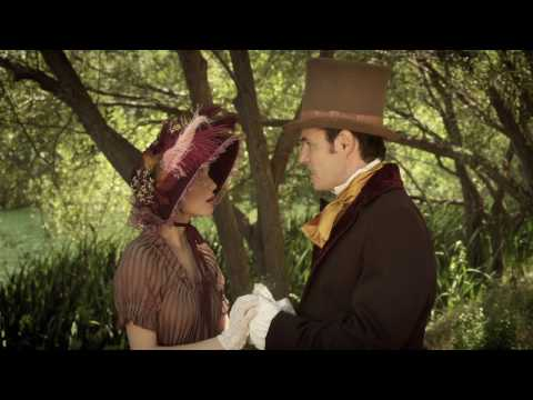 Sense and Sensibility and Sea Monsters Book Trailer
