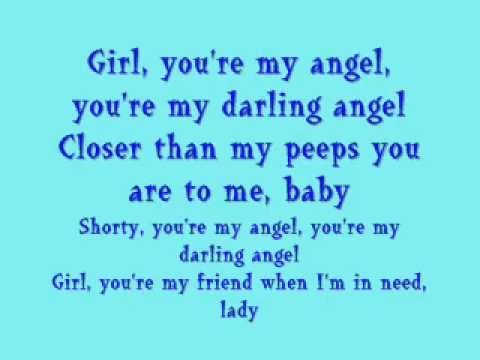 Shaggy - Angel Lyrics Video