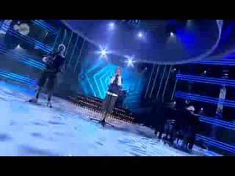 Guust - Ik Hou Van Muziek  finale!  (Junior Eurosong 2008)