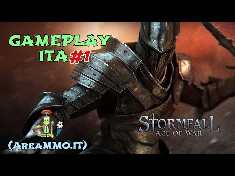 Stormfall: Age of War - Gameplay ITA (AreaMMO.IT)
