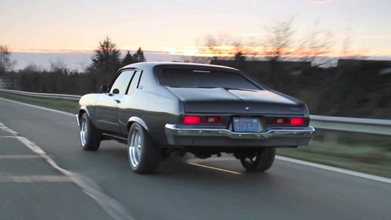 74 chevy nova burnout submited images