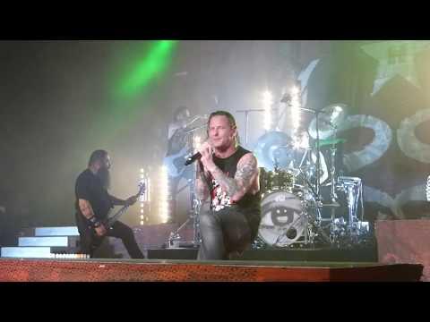 Stone Sour - Say You'll Haunt Me LIVE Corpus Christi [HD] 10/14/17