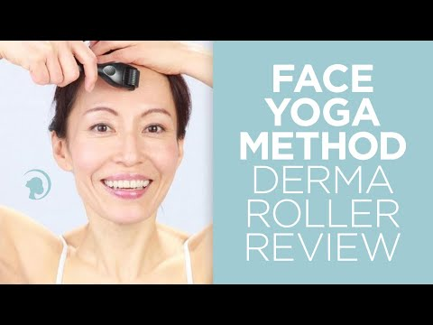 Face Yoga Method Derma-Roller Testimonial - Rima