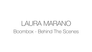 Laura Marano - Boombox (Behind The Scenes)