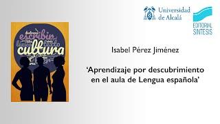 Jornadas Lengua Castellana y Literatura · Isabel Pérez Jiménez