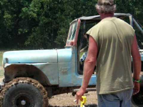 Mudville Tough Truck Challenge Race