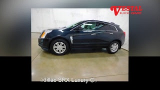 Used 2011 Cadillac SRX for sale Greensboro NC