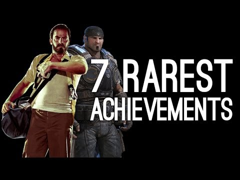 The 7 Rarest Achievements in Your Favourite Xbox 360 Games