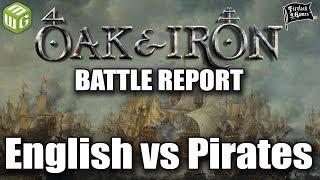 Sailing the High Seas - Oak and Iron