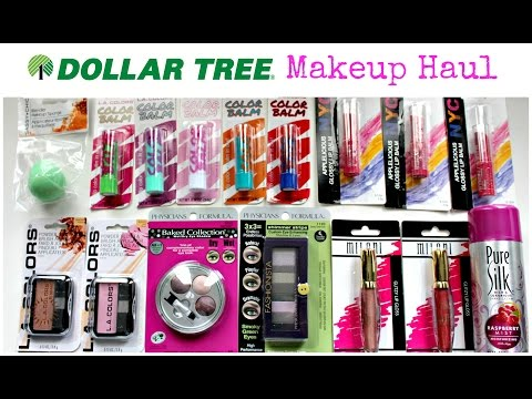 Dollar Tree Makeup Haul | June 2015