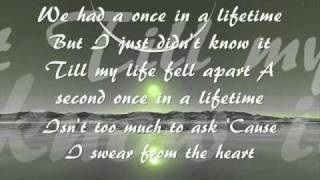 If ever your in my arms again Peabo Bryson w lyrics