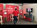 New Milwaukee tool symposium