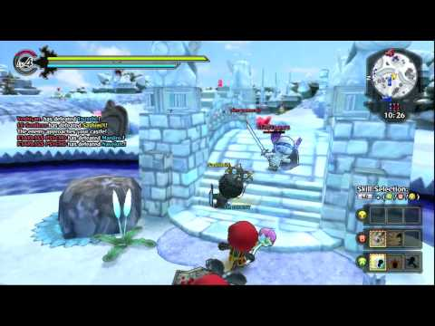 Happy Wars Castle Crasher Toylogics Microsoft Studios SashimiX SashimiX.TSSplit.1-2