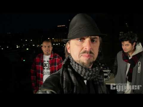 NATIONAL CYPHER 2011 DEL 1 - OSLO (Karpe Diem, Jae-R, Don Martin&Pumba) [HD]