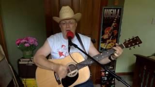 2060 -  I'm Gonna Live Forever -  Billy Joe Shaver vocal & acoustic guitar cover & chords