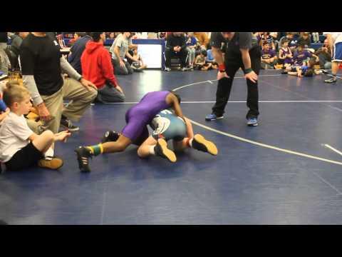 Carson @ Central Crossing High School Wrestling Tournament