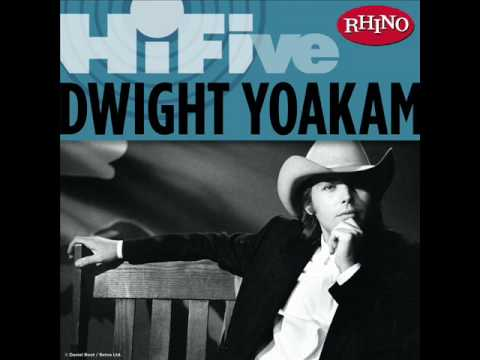 Dwight Yoakam - It Only Hurts me When i Cry