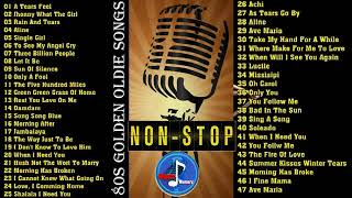 Non Stop Medley Love Songs 80's 90's Playlist - Greatest Hits Oldies But Goodies