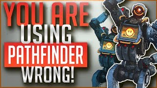 You are Using PATHFINDER Wrong | In Depth Legend Guide | APEX Legends