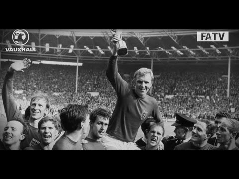 World Cup Final 1966 England 4-2 West Germany: 47 Years Later!