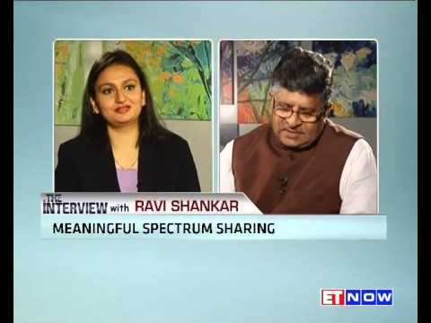 The Interview With Telecom Minister Ravi Shankar Prasad | FULL SHOW