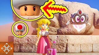 Creepy Theories About TOAD And MARIO That Change EVERYTHING