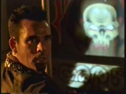 dj drehp's scene w/ Trevor Goddard in Nowhere Man circa 1995