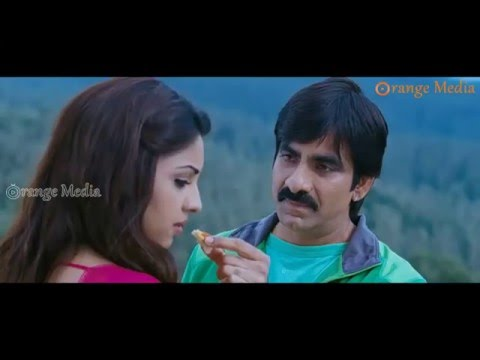 Ravi Teja Best Love And Sentimental Dialogues With Kajal And richa gangopadhyay