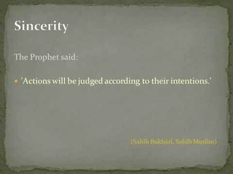 The Profound Teachings of Prophet Muhammad(pbuh)