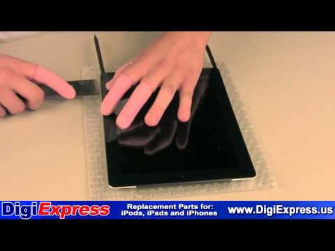 DigiExpress - iPad 2 LCD / Digitizer Repair