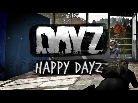 Day Z - Happy DayZ - Control Tower Trouble