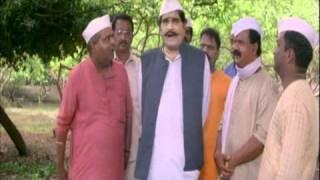 Shubha Mangala Savadhana - Ram Ram Patil - Ashok Saraf - Marathi Comedy Scenes