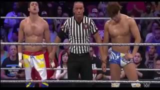 WWE CWC Finals 9 14 16 Highlights   WWE Cruiserweight Classic Finale 14 September 2016