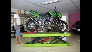 Motor Jack (Homemade)
