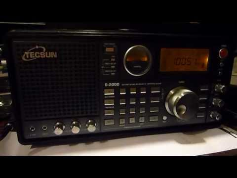 Tecsun S-2000 vs Kenwood R-5000