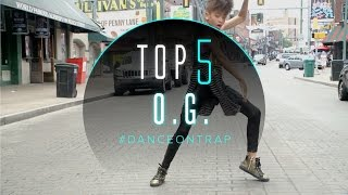 Best Trap Music Dance Videos | #DanceOnTrap | TroyBoi - O.G. | TOP 5