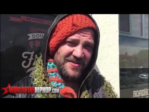 Damn! Bam Margera Gets Knocked Out In Iceland!