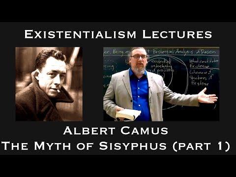camus essay on existentialism