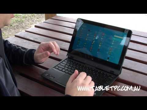 Lenovo ThinkPad Helix - Hybrid Windows 8 Tablet PC - Australian Review
