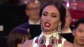 Dimitri Hvorostovsky Aida Garifullina 39 Moscow Nights 39 Live 2017 English