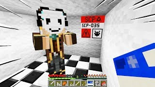 NON INDOSSARE QUESTA MASCHERA!! - Minecraft SCP 035