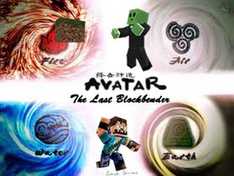 Minecraft: Avatar The Last Blockbender 1.6.2 Mod Update